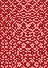 赤い松皮菱のA4サイズ背景素材