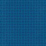 紺色の算崩し模様・和柄、A4サイズ背景素材