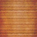 茶色の板の間・木材のA4サイズ背景素材データ
