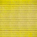 黄色の板の間・木材のA4サイズ背景素材