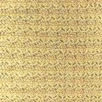 黄色のウールのA4サイズ背景素材