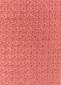 赤色のウールのA4サイズ背景素材