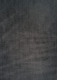 黒いデニム生地のA4サイズ背景素材
