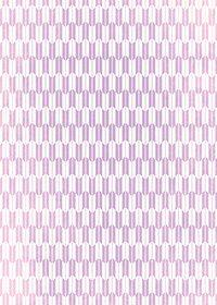 薄い紫色の矢絣柄A4サイズ背景素材
