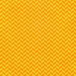 オレンジ色のヘリンボーン柄A4サイズ背景素材