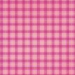 ピンク色のタータンチェック柄のA4サイズ背景素材