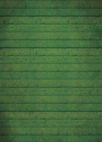 緑色の板の間・木材のA4サイズ背景素材データ