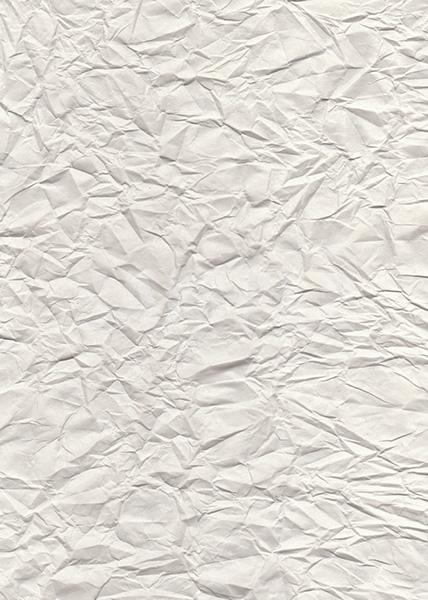 しわくちゃの紙のA4サイズ背景素材