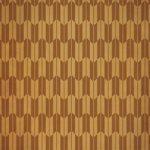 茶色の矢絣・和柄のA4サイズ背景素材