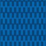 紺色の矢絣・和柄のA4サイズ背景素材