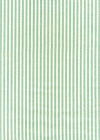 緑色の細いストライプ柄生地のA4サイズ背景素材