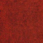 赤色の毛羽立った布のA4サイズ背景素材