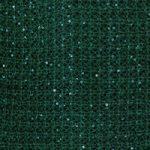 緑色のスパンコールが散らばった布のA4サイズ背景素材