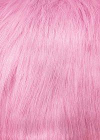 ピンク色のファーのA4サイズ背景素材