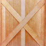 ナチュラルな木材のA4サイズ背景素材