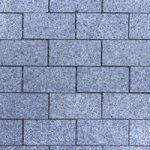 石畳のA4サイズ背景素材