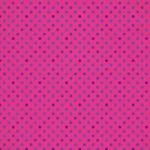 ピンクベースの水玉ドット柄A4サイズ背景素材