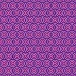 紫色のサークル柄A4サイズ背景素材