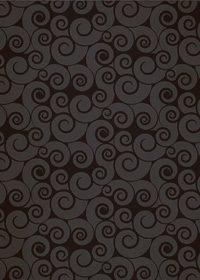 黒い渦が並ぶA4サイズ背景素材
