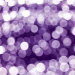 紫色にボヤケて光るA4サイズ背景素材データ
