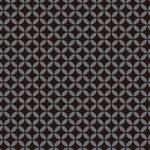 黒い七宝柄A4サイズ背景素材データ
