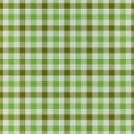 緑系のガンクラブチェック柄A4サイズ背景素材