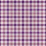 紫系のガンクラブチェック柄A4サイズ背景素材
