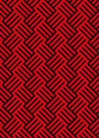赤と黒のバスケット柄A4サイズ背景素材