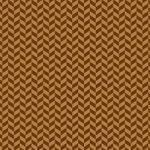 茶色のヘリンボーン柄A4サイズ背景素材