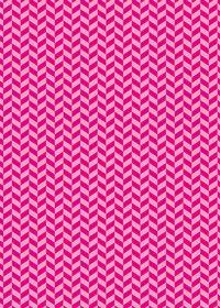 ピンク色のヘリンボーン柄A4サイズ背景素材