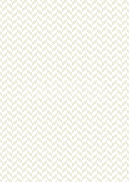 白とベージュのヘリンボーン柄A4サイズ背景素材