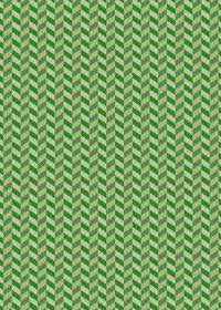 緑色のヘリンボーン柄A4サイズ背景素材