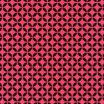 黒とピンク色の七宝柄A4サイズ背景素材データ