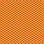 赤と黄色のヘリンボーン柄A4サイズ背景素材