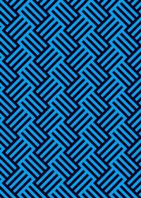 青と黒のバスケット柄A4サイズ背景素材