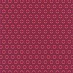 黒とピンク色の亀甲柄A4サイズ背景素材