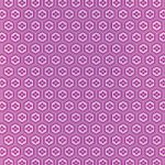 紫色の亀甲柄A4サイズ背景素材
