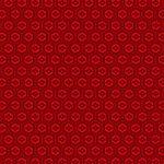 赤と黒の亀甲柄A4サイズ背景素材