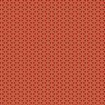 赤い組亀甲柄A4サイズ背景素材