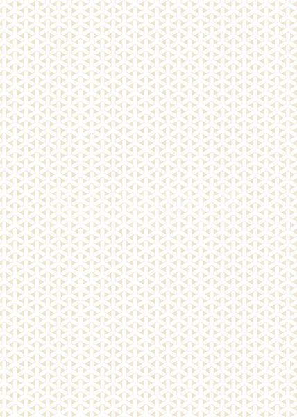 白い組亀甲柄A4サイズ背景素材