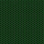 緑と黒の組亀甲柄A4サイズ背景素材