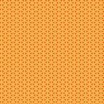 オレンジ色の組亀甲柄A4サイズ背景素材