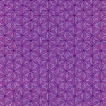 紫色の麻の葉柄A4サイズ背景素材