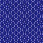 紺色の松皮菱柄A4サイズ背景素材