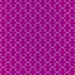 紫色の松皮菱柄A4サイズ背景素材