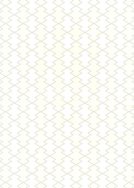 白い松皮菱柄A4サイズ背景素材