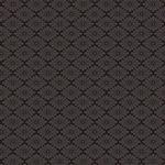 黒い菊菱柄A4サイズ背景素材