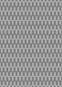 グレーの矢絣・和柄のA4サイズ背景素材