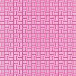 ピンク色の算崩し模様・和柄のA4サイズ背景素材