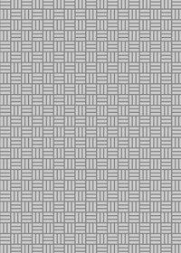 グレーの算崩し模様・和柄のA4サイズ背景素材